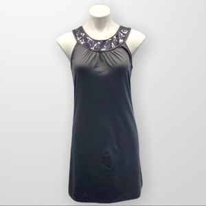 GUESS Sequin Collar Minidress Size Small